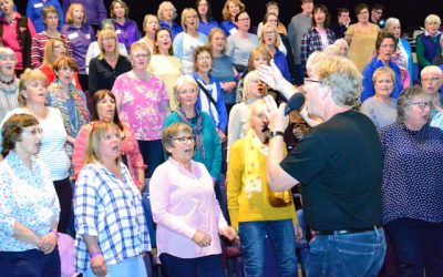 2020 ChoirWorx Festival of Singing Workshops 3rd May 2020